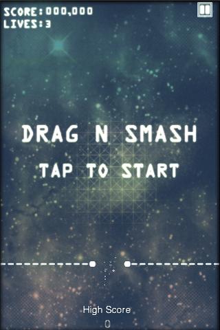 Screenshot Drag N Smash