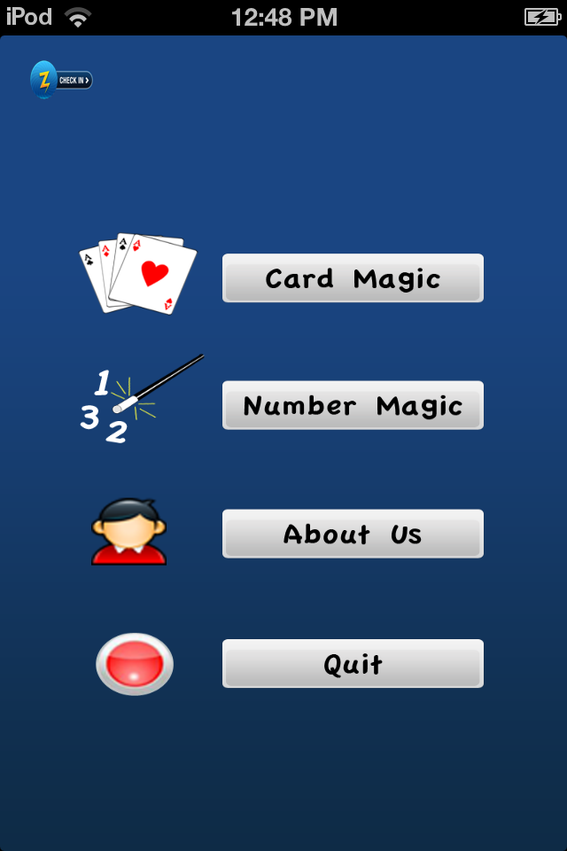 Screenshot k-Magic trick