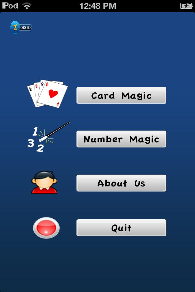 Screenshot k-Magic trick