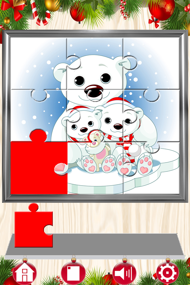 Screenshot Santa & Friends – Christmas Puzzle